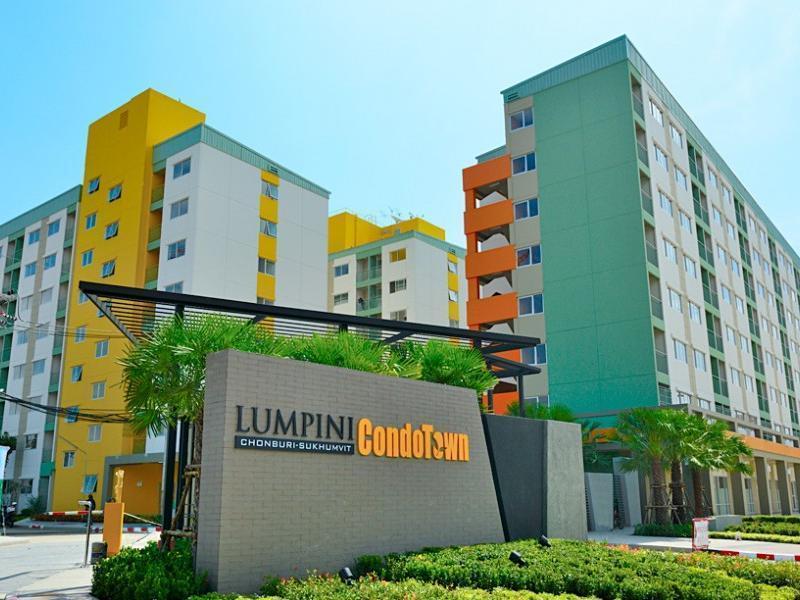 Lumpini Condo Town by Maysa - Chonburi