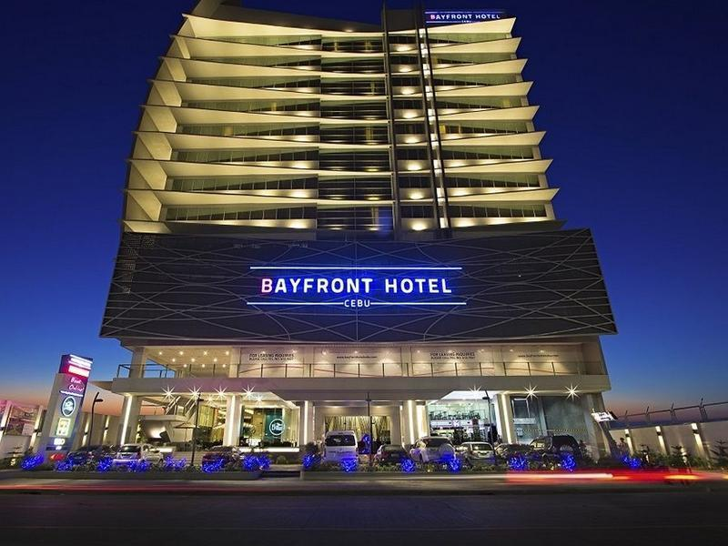 Bayfront Hotel Cebu - Hotels and Accommodation in Philippines, Asia