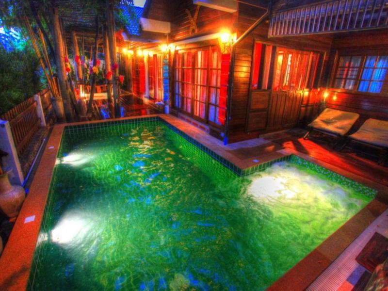 Lanna Pool Villa - Hotels and Accommodation in Thailand, Asia