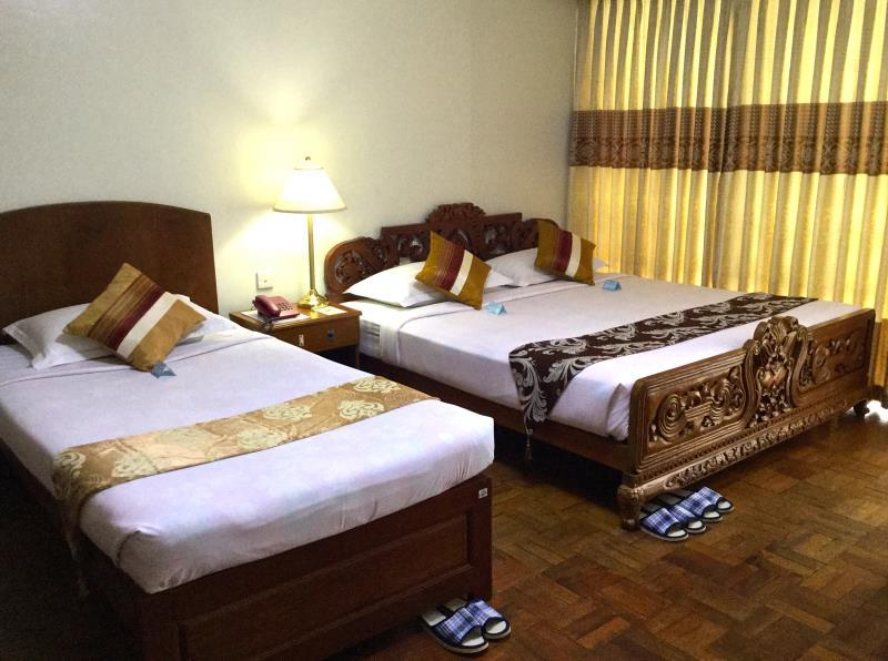 Crystal Palace Hotel - Hotels and Accommodation in Myanmar, Asia