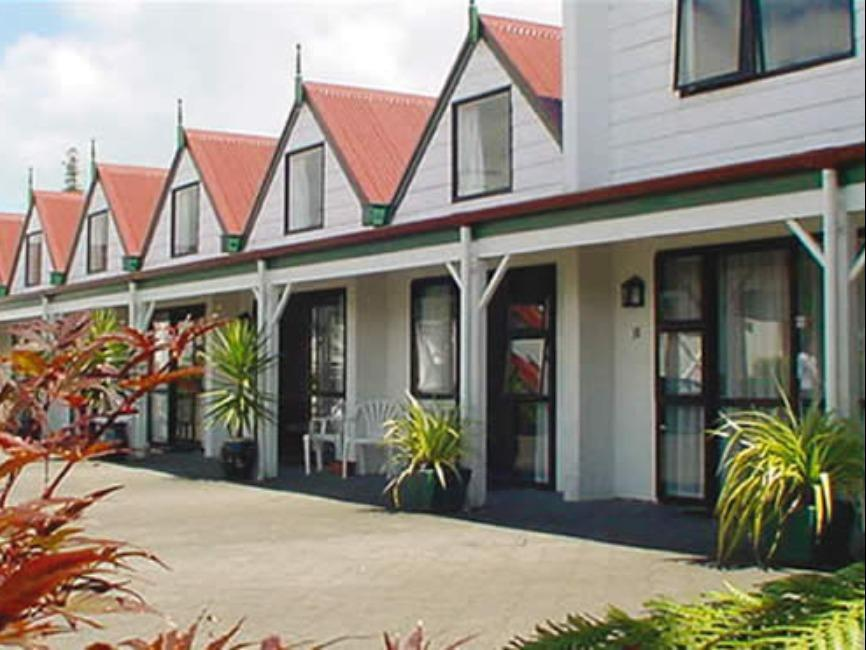 Apex on Fenton Motel - Hotels and Accommodation in New Zealand, Pacific Ocean And Australia