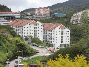 Harvest Green Apartment at Rose Apartment - 2 star located at Cameron Highlands