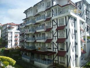 Harvest Green Apartment at Desa Anthurium - 2 star located at Cameron Highlands