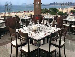 Porto Bay Rio Internacional Hotel Rio De Janeiro - Restaurant