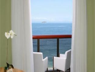 Porto Bay Rio Internacional Hotel Rio De Janeiro - Balcony/Terrace