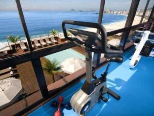 Porto Bay Rio Internacional Hotel Rio De Janeiro - Fitness Room