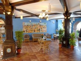 Casa De Goa - Boutique Resort North Goa - Lobby Area