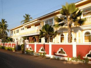 Casa De Goa - Boutique Resort North Goa - Exterior
