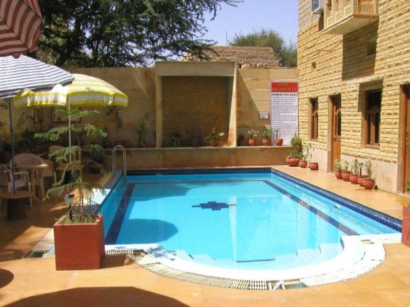 Hotel Golden City - Hotel and accommodation in India in Jaisalmer