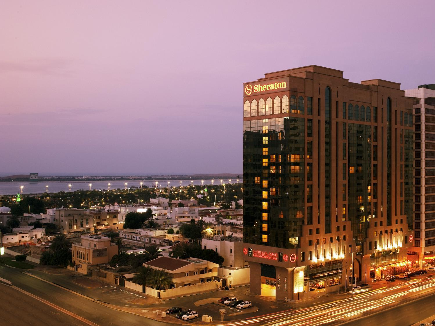 Sheraton Khalidiya Hotel - Hotels and Accommodation in United Arab Emirates, Middle East