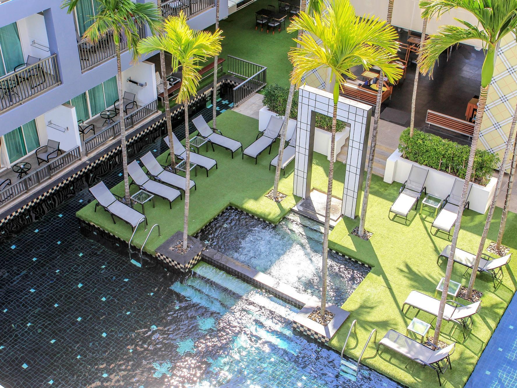 Sugar Marina Resort - Fashion - Kata Beach - Hotels and Accommodation in Thailand, Asia