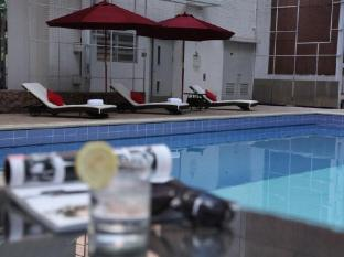 The Garden View – YWCA Hotel Hong Kong - Swimming Pool