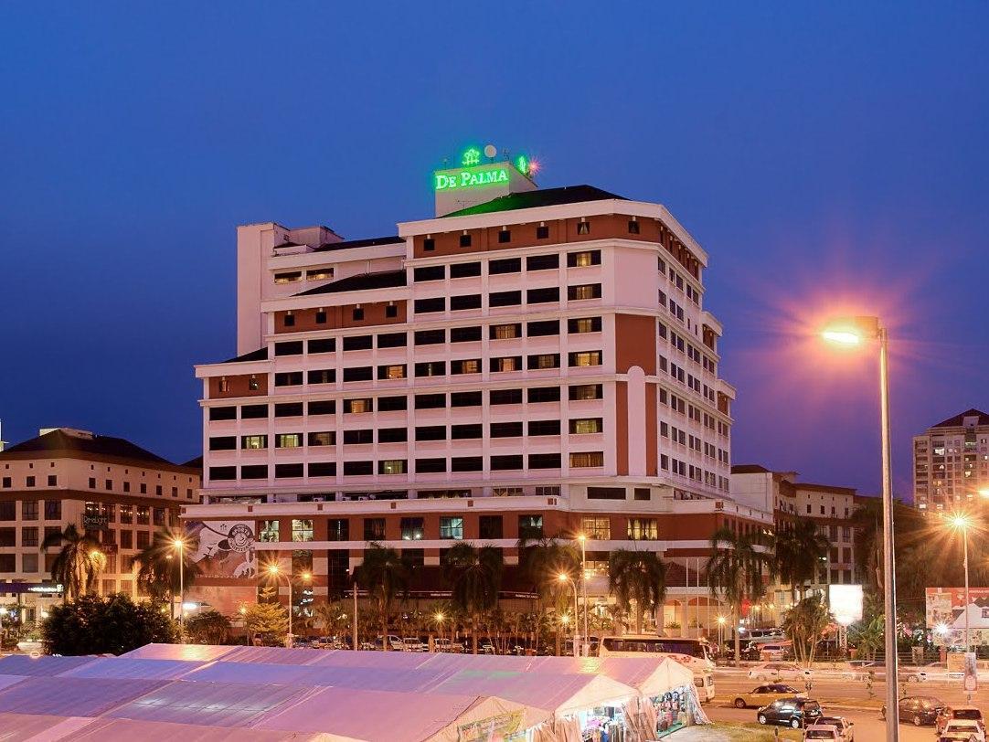 De Palma Hotel Ampang Kuala Lumpur - Hotel exterior