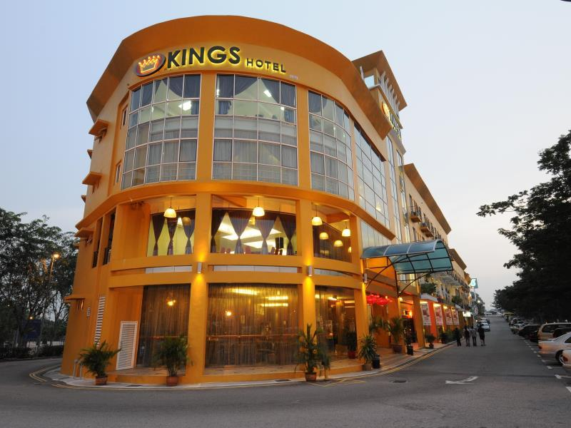 Kings Hotel - Hotels and Accommodation in Malaysia, Asia