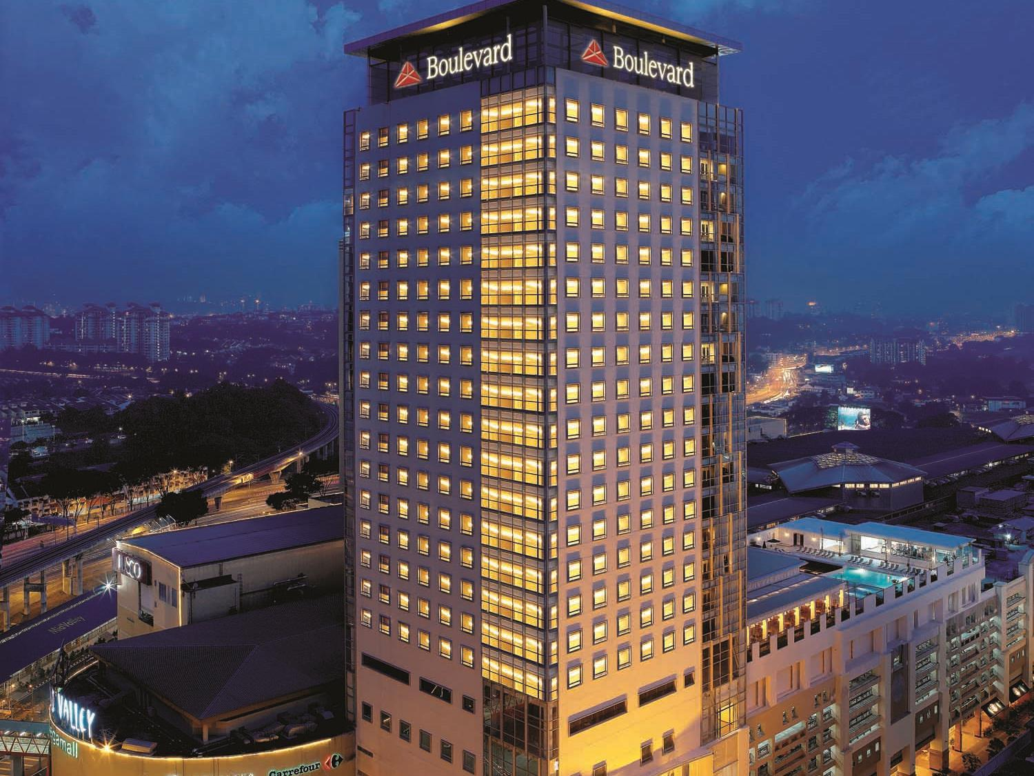 The Boulevard - A St Giles Hotel Kuala Lumpur - Hotels and Accommodation in Malaysia, Asia