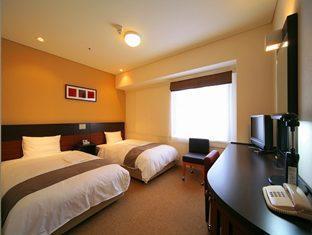 Chisun Hotel & Conference Center Niigata Niigata - Twin Room