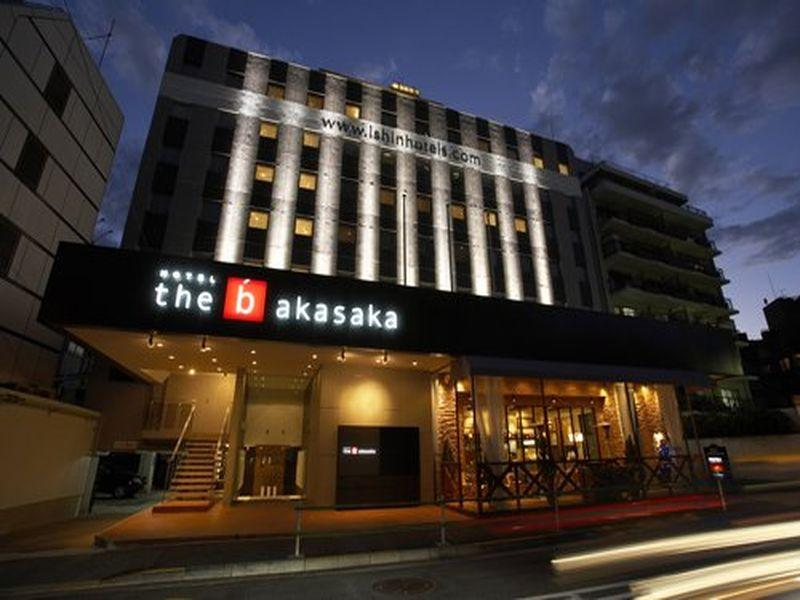 the b akasaka Tokyo