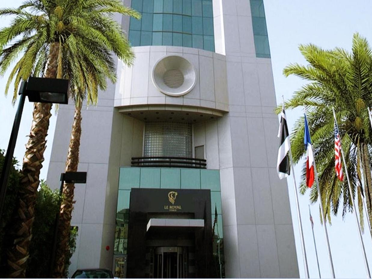 Le Royal Tower Hotel - Hotels and Accommodation in Kuwait, Middle East