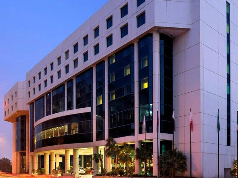 JW Marriott Hotel Dubai