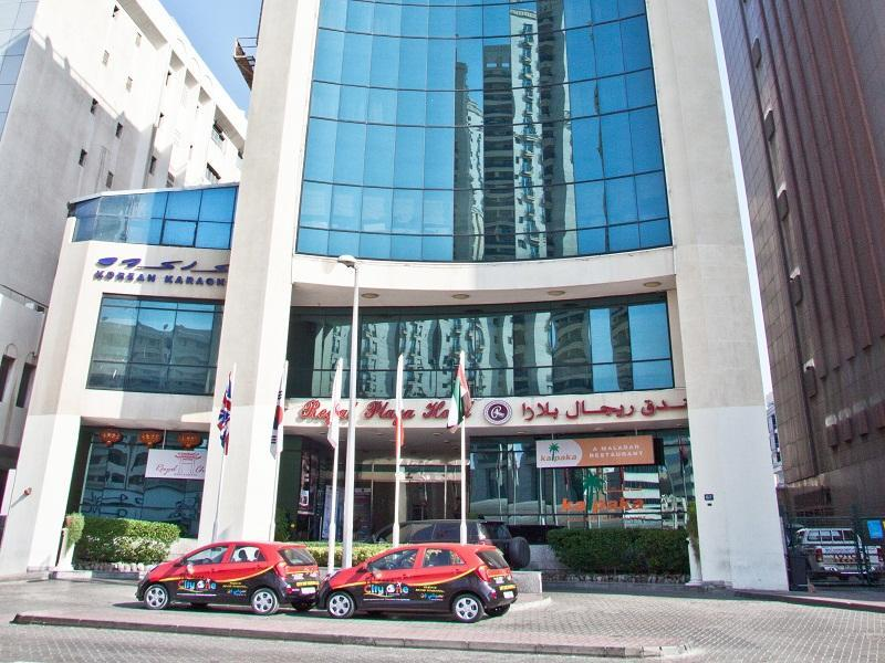Regal Plaza Hotel - Hotels and Accommodation in United Arab Emirates, Middle East