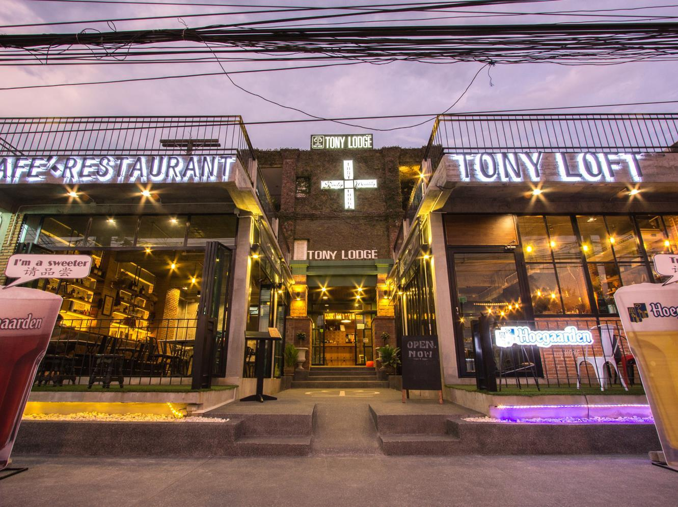 Tony Lodge - Hotels and Accommodation in Thailand, Asia