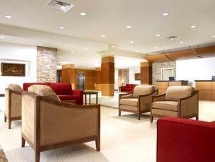 Four Points by Sheraton Toronto Airport Hotel Toronto (ON) - Empfangshalle