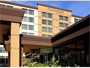 Four Points by Sheraton Toronto Airport Hotel Toronto (ON) - Hotel Aussenansicht