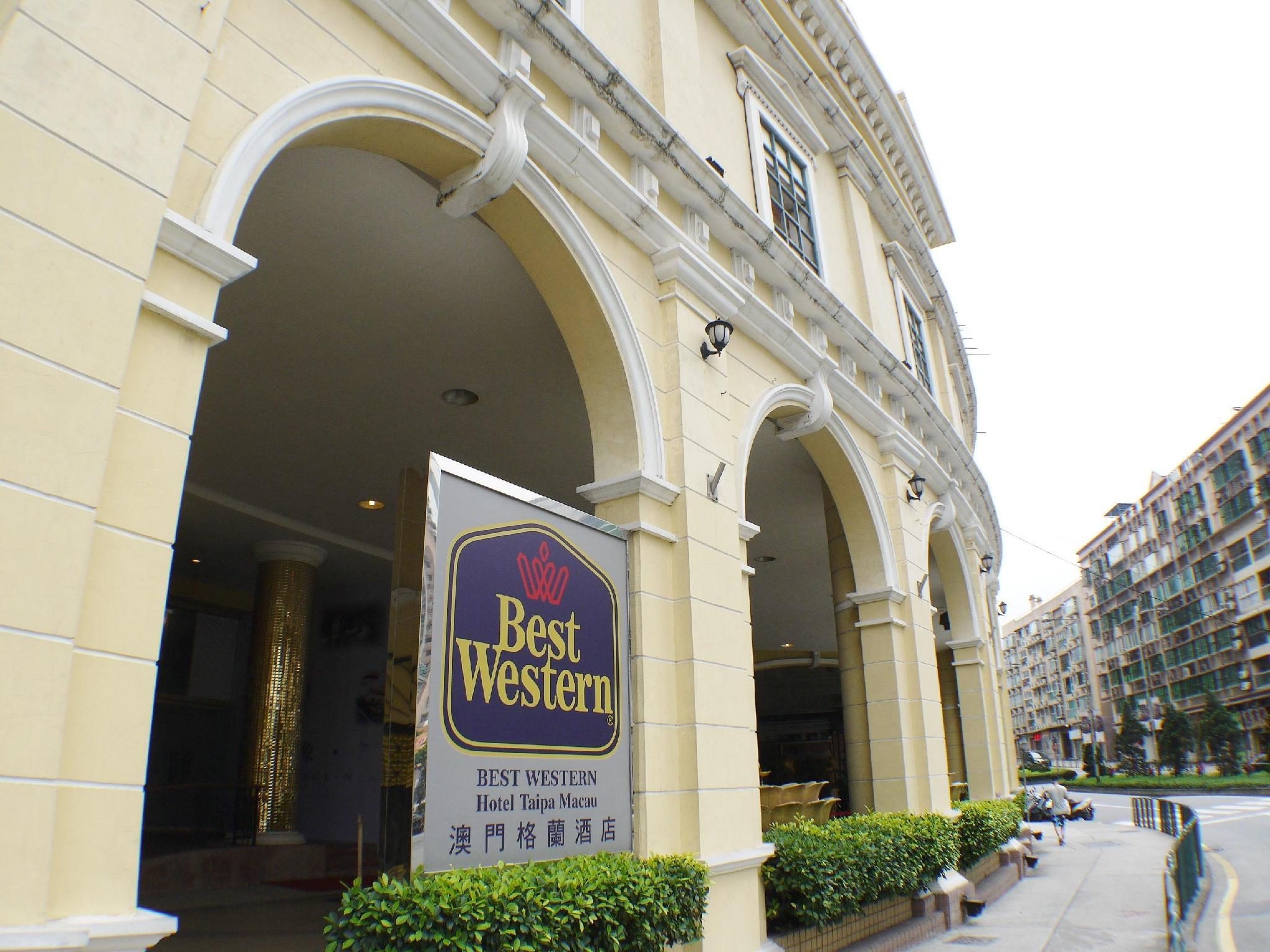 Best Western Taipa Hotel Macau
