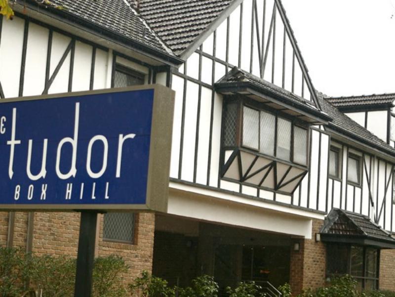 Best Western The Tudor Box Hill - Hotell och Boende i Australien , Melbourne