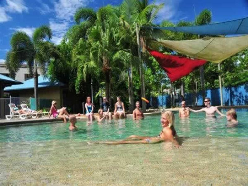 Nomads Cairns - Hotell och Boende i Australien , Cairns