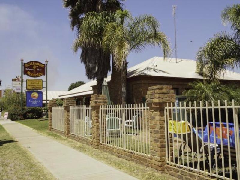 Comfort Inn Settlement - Hotell och Boende i Australien , Echuca / Moama