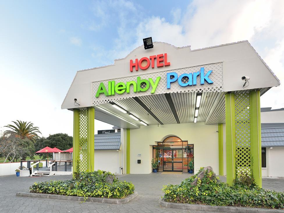Allenby Park Hotel - Hotels and Accommodation in New Zealand, Pacific Ocean And Australia