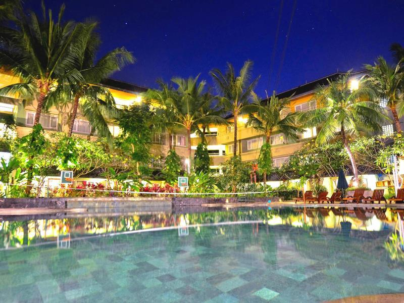 Hotell Harris Resort Kuta Beach