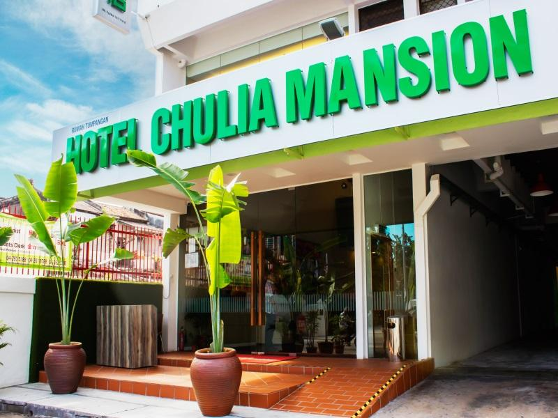 Chulia Mansion - Hotels and Accommodation in Malaysia, Asia