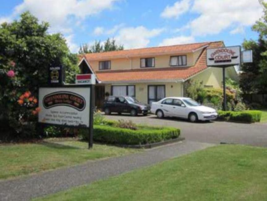 Gwendoline Court Motel - Hotels and Accommodation in New Zealand, Pacific Ocean And Australia