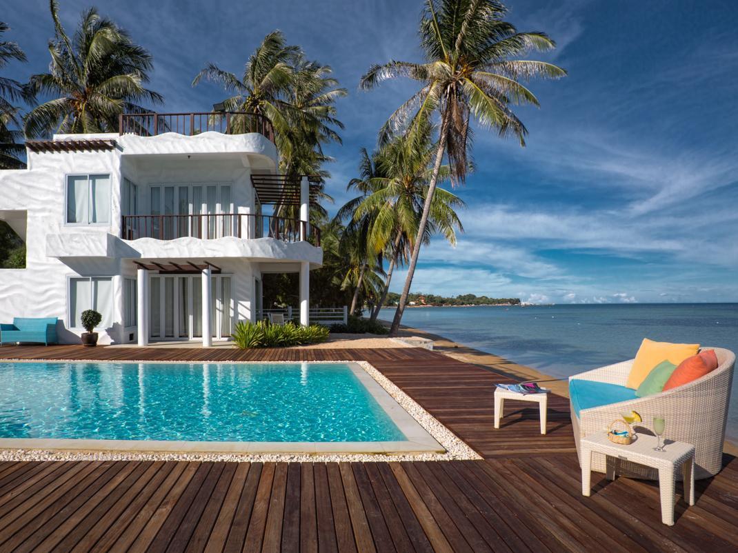 Hotell Villa Nalinnadda Hotel i , Samui. Klicka för att läsa mer och skicka bokningsförfrågan