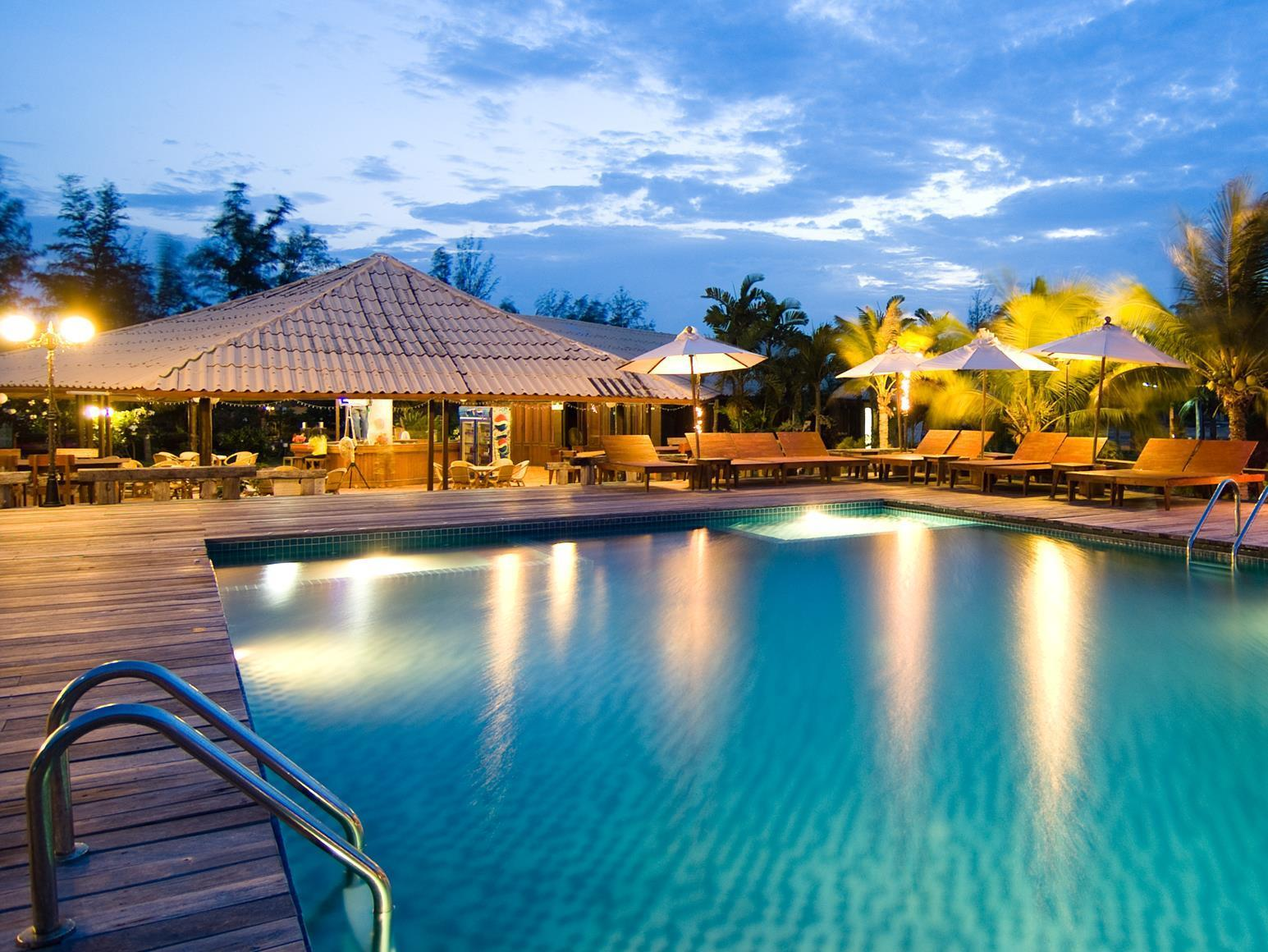 Lawana Escape Beach Resort - Hotels and Accommodation in Thailand, Asia
