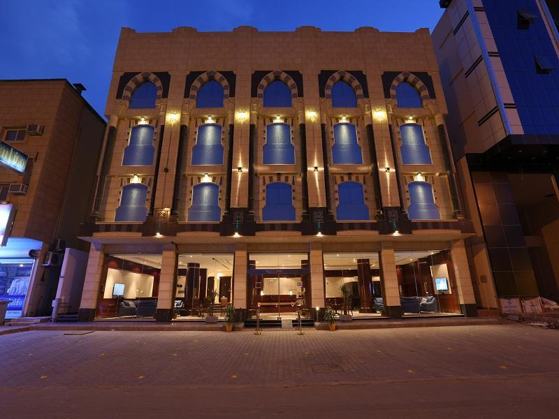 Audah Palace - Hotels and Accommodation in Saudi Arabia, Middle East