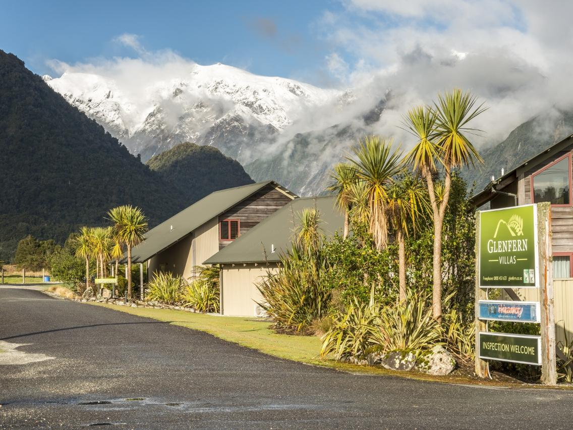 Glenfern Villas - Hotels and Accommodation in New Zealand, Pacific Ocean And Australia