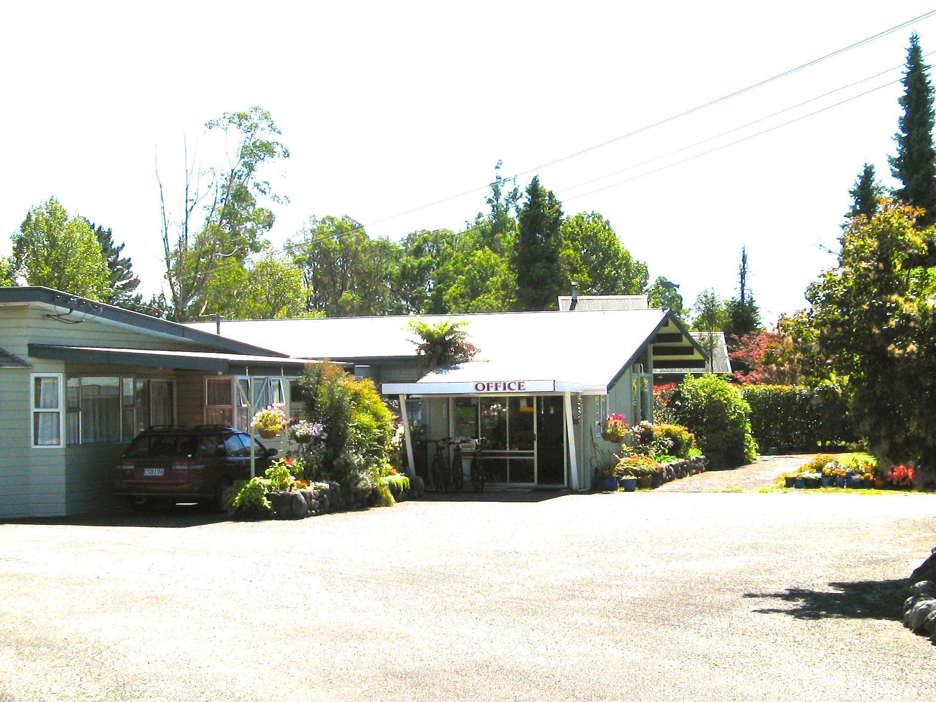 Tongariro River Motel - Hotels and Accommodation in New Zealand, Pacific Ocean And Australia
