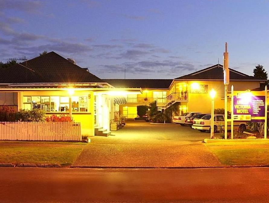 Union Victoria Motel - Hotels and Accommodation in New Zealand, Pacific Ocean And Australia