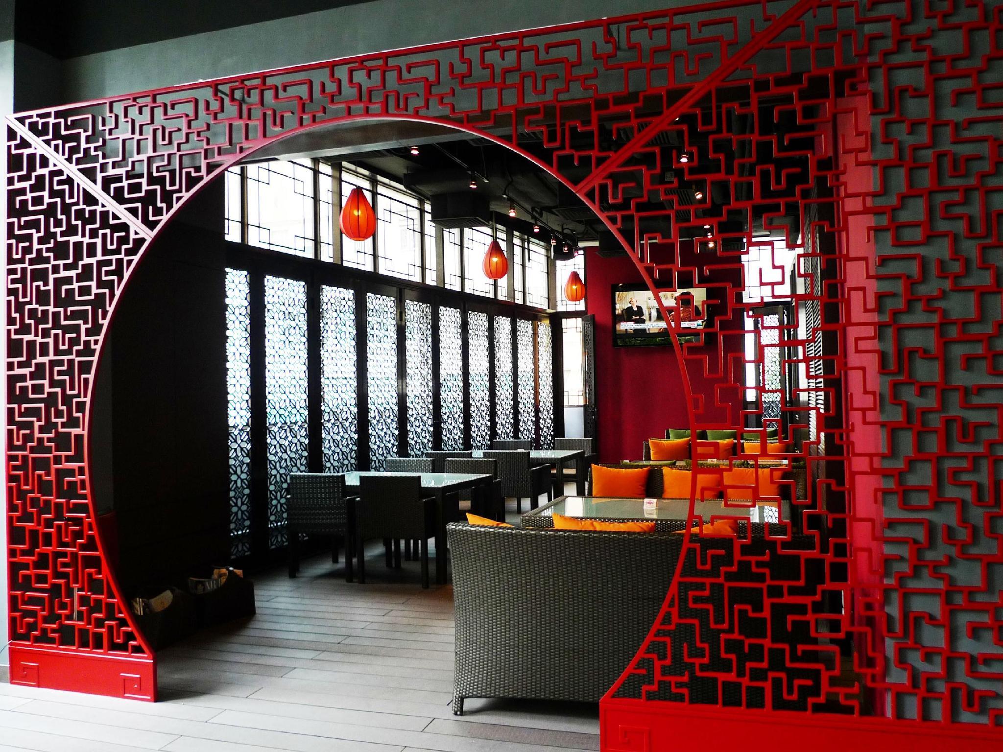 โรงแรมลานไควฟง แอท เคายูฟง Lan Kwai Fong Hotel   Kau U Fong