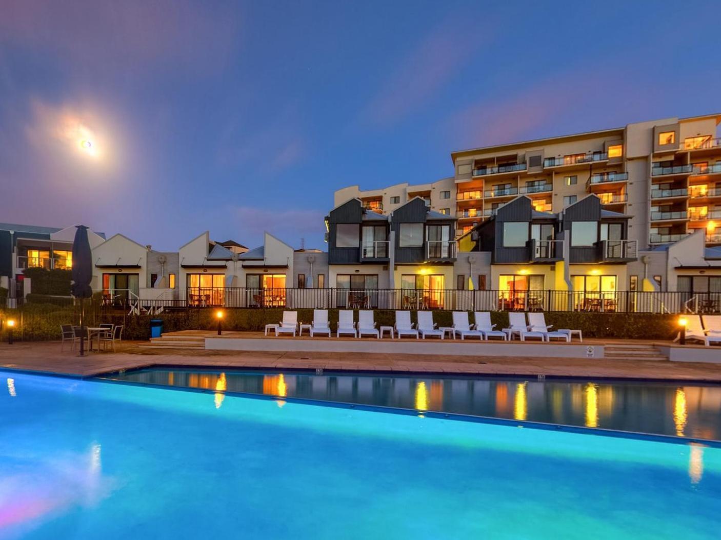 Assured Ascot Quays Apartment Hotel - Hotell och Boende i Australien , Perth