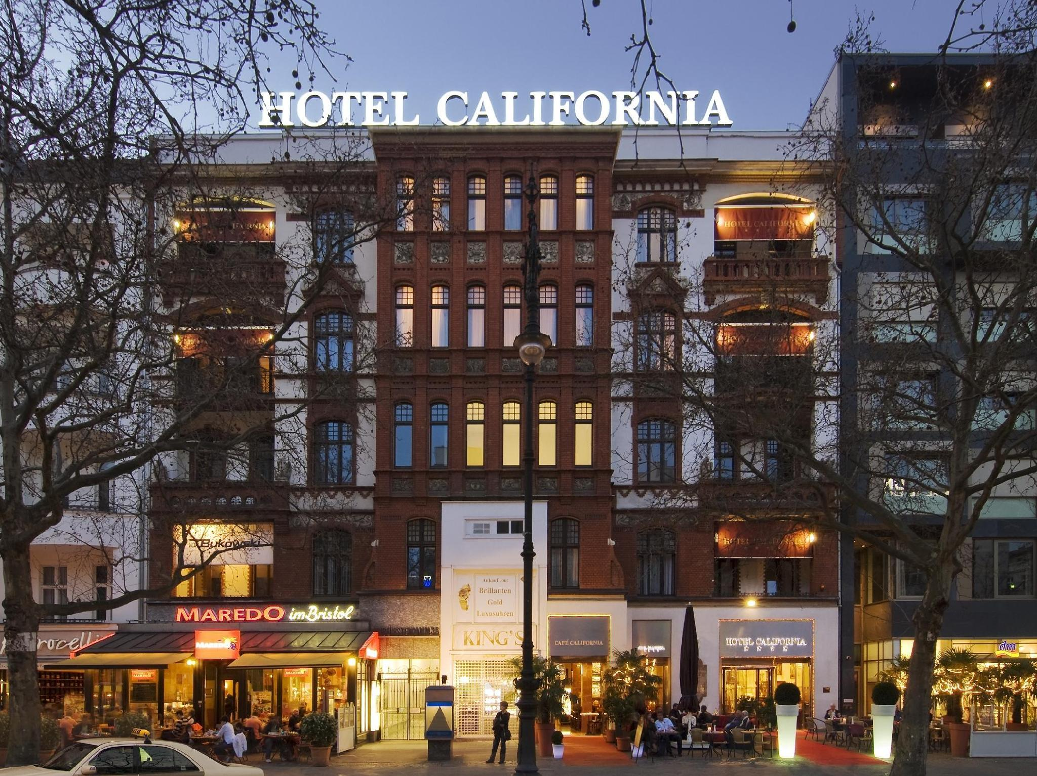 Hotel California am Kurfuerstendamm Берлин