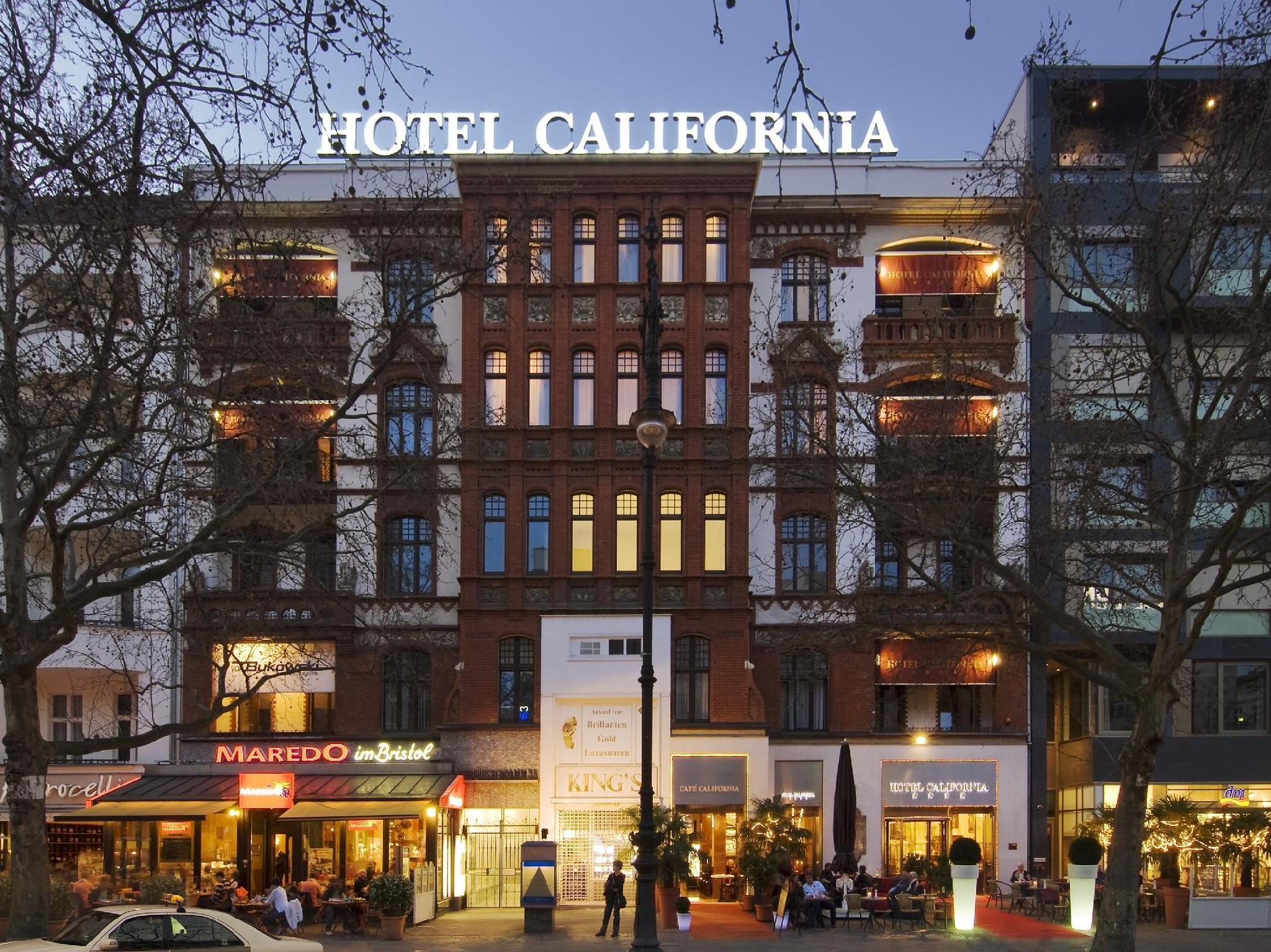 Hotel California am Kurfuerstendamm - Hotell och Boende i Tyskland i Europa