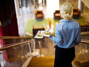 Rica Talk Hotel Stockholm - Hotellet från insidan