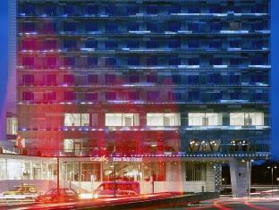 Rica Talk Hotel Stockholm - Hotellet från utsidan