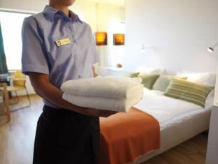 Rica Talk Hotel Stockholm - Guest Room