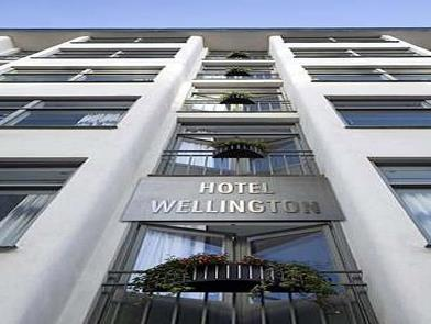Hotell Clarion Collection Wellington Hotel
