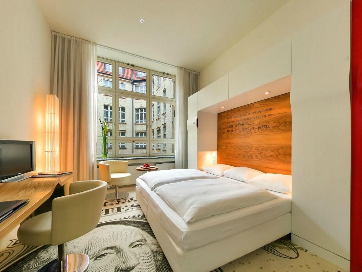 Park Plaza Wallstreet Berlin Mitte Hotel - Hotell och Boende i Tyskland i Europa